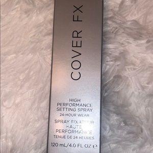 Cover FX setting spray-24ht